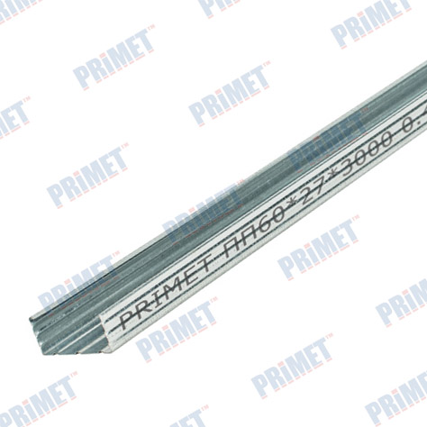 Профиль потолочный PRIMET ПП 60*27*3м 0,45 по выгодной цене