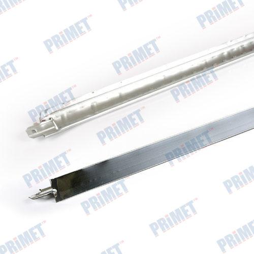 Профиль поперечный PR ПП 24*25*0,6 (Супер хром) по выгодной цене