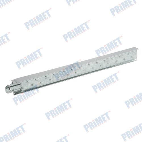 Профиль поперечный PR ПП 15*25*1,2 (Металлик) по выгодной цене
