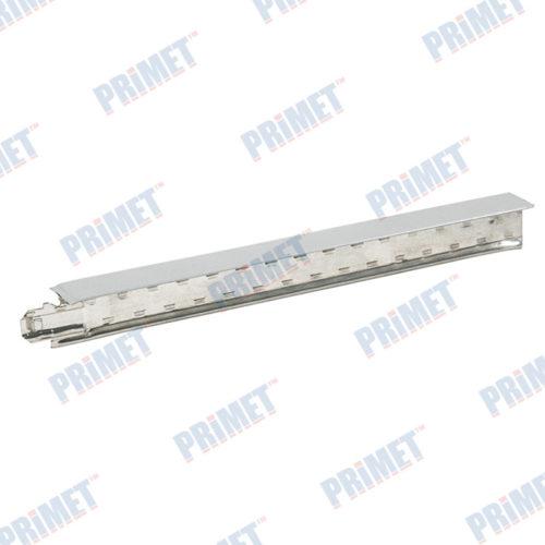 Профиль поперечный PR ПП 24*25*0,6 (Металлик) по выгодной цене