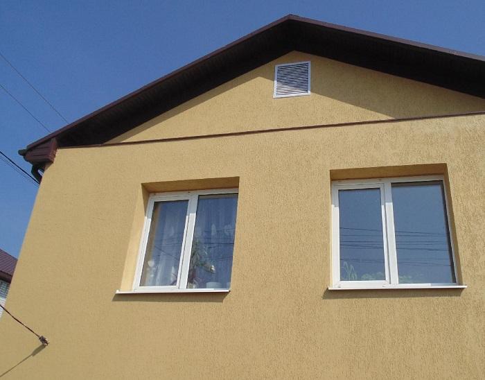 материалы для мокрого фасада в Ростове