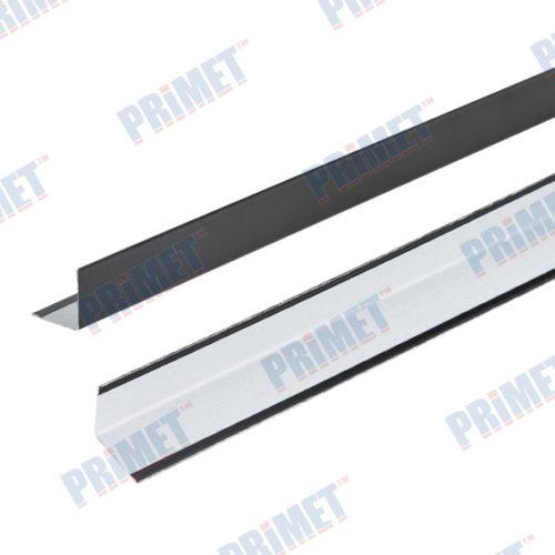 Профиль угловой пристеночный PR ПУ 19*19*3 (Черный) по выгодной цене