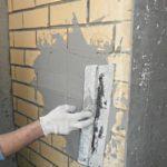 выбрать смесь для оштукатуривания стены