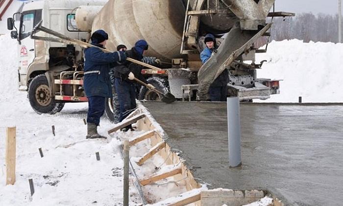 добавки для морозостойкости бетона