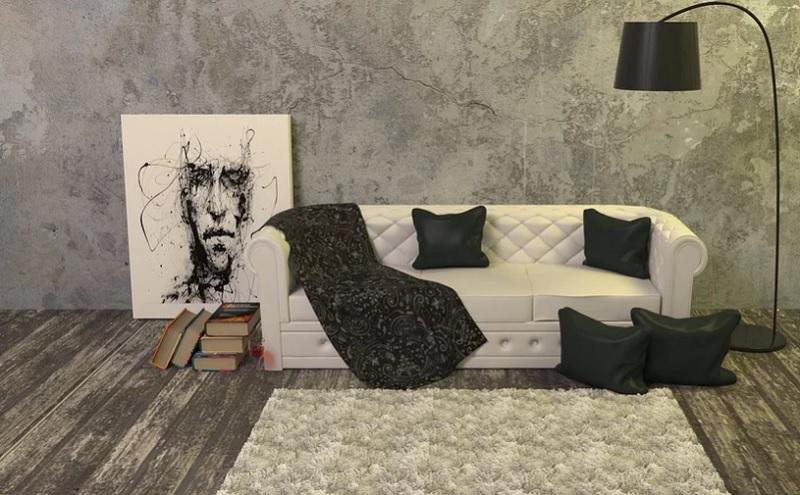 Как правильно подготовить цементные стены под обои