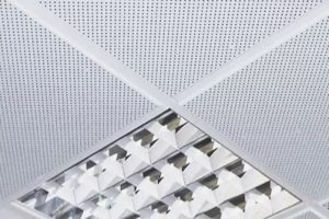 алюминиевые потолочные кассеты Праймет