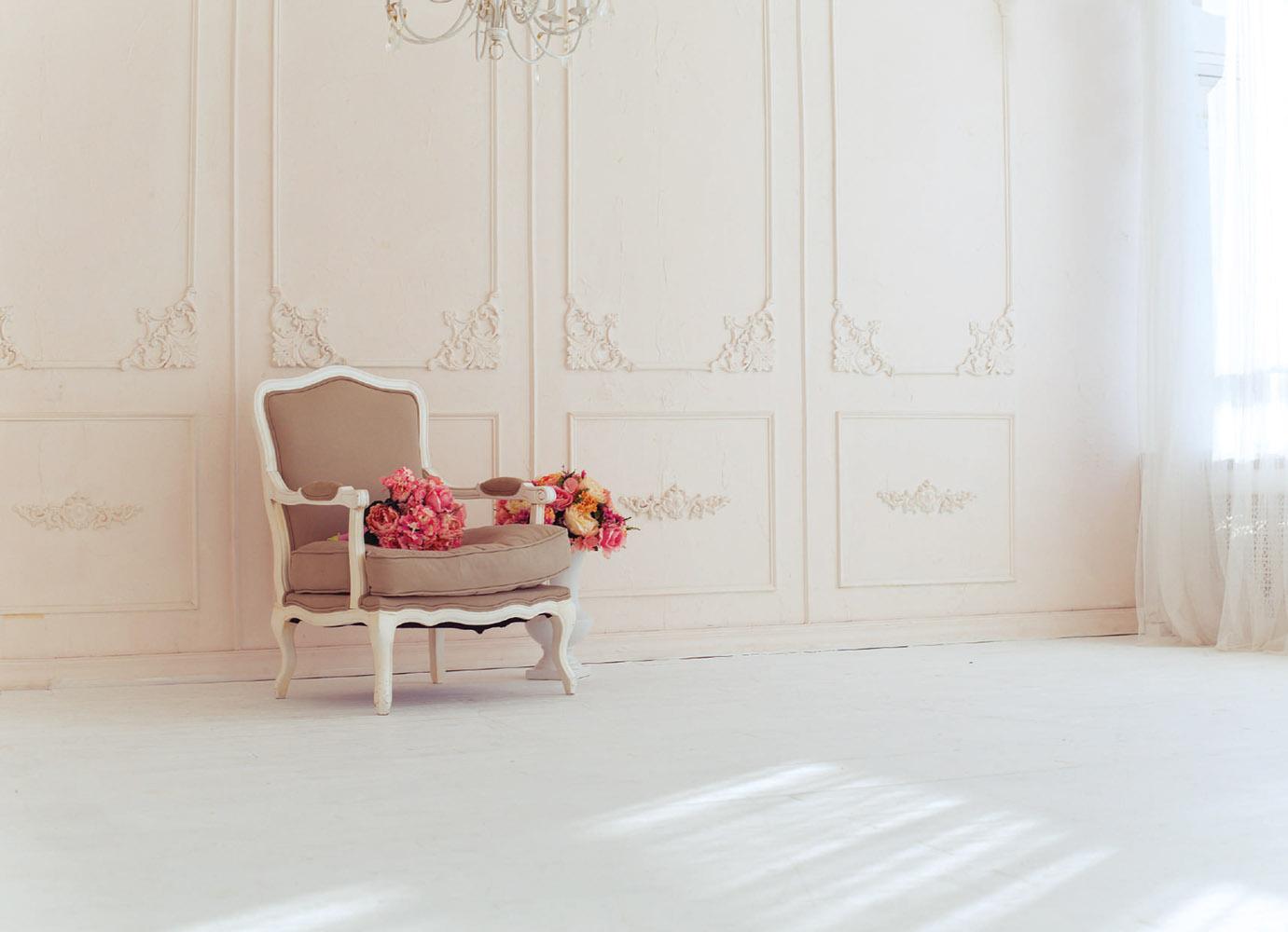 декор стен ламинированным гипсокартоном