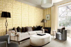 внутренняя отделка стен в квартире декоративными панелями