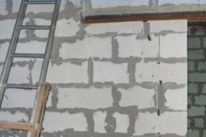 чем отделать внутренние стены из газобетона