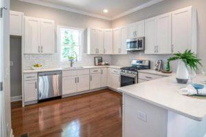 пол на кухне - какое покрытие выбрать